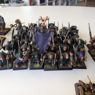 Skaven; an old little sideproject with loads more to come!