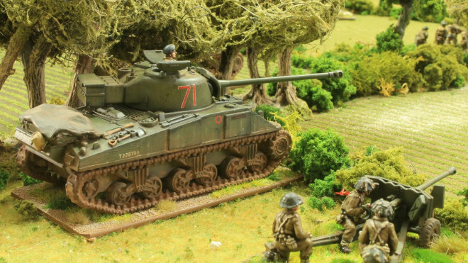 World War 20mm – A Battlegroup Endless Project