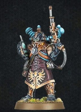 Imperial #1 - Rogue Trader