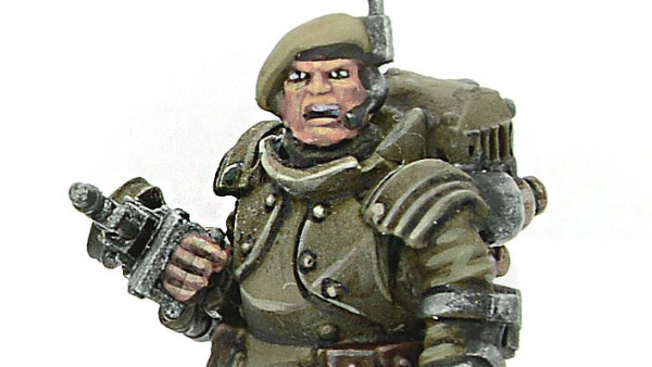 New Heavily Armoured Officers Land For Warlord's Konflikt '47