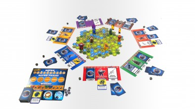 Last One Standing - The Battle Royale Board Game #2
