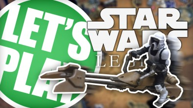Let's Play: Star Wars Legion - 862 Point Game