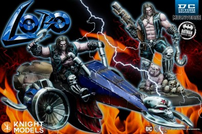 Lobo Preview - Knight Models