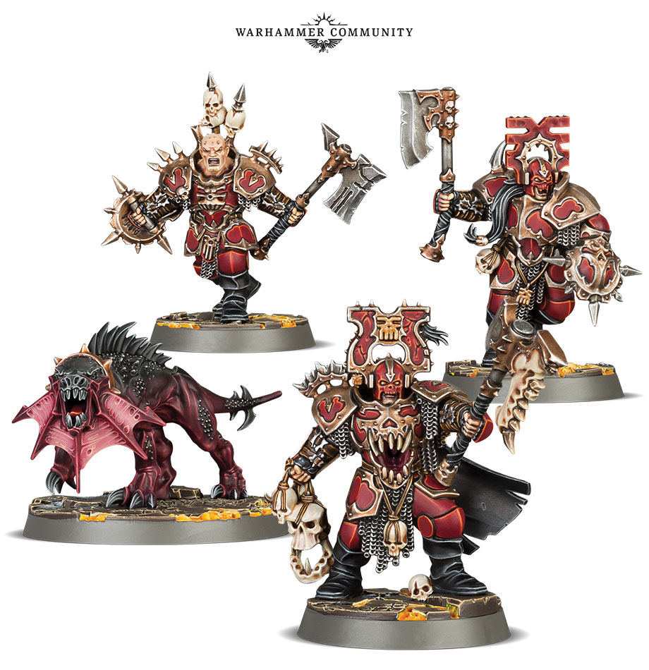 Magore's Fiends - Age Of Sigmar