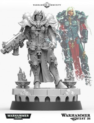Plastic Sister Of Battle Preview