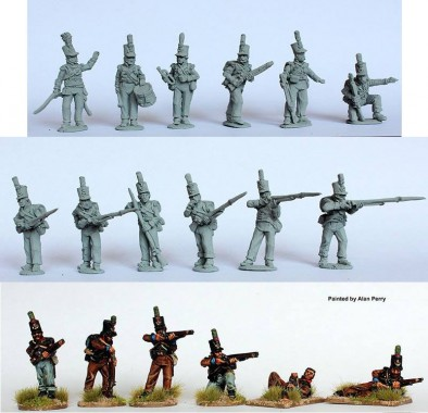 Portuguese Infantry - Perry Miniatures