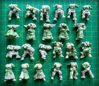 Puppets War Troopers