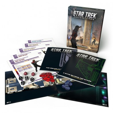 Star Trek Adventures Starter Set - Modiphius