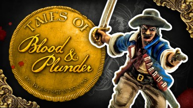 Tales of Blood & Plunder - Brethren of the Coast Vs. French Caribbean Militia