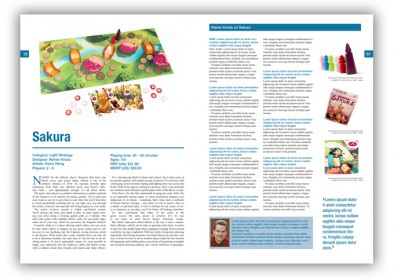The Board Game Book Page #1
