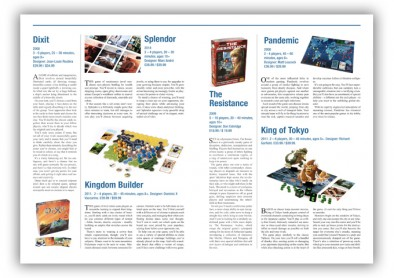 The Board Game Book Page #2
