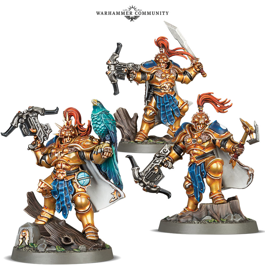 The Farstriders - Age Of Sigmar
