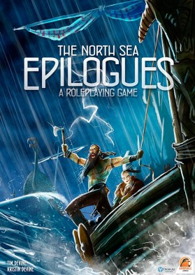 The North Seas Epilogue A Roleplaying Game - Garphill Games