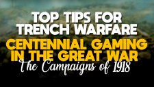 Centennial Gaming in the Great War – Tips For Playing in Trench Warfare