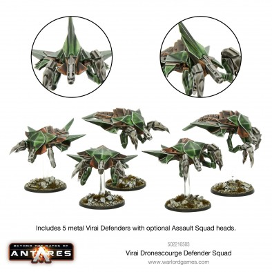 Virai Defenders Squad - Beyond The Gates Of Antares