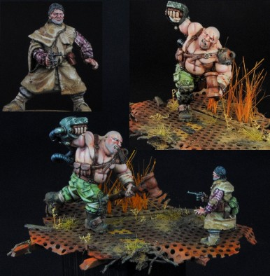 Community Spotlight: Greek Heroes, Wasteland Clashes & 6mm Americans