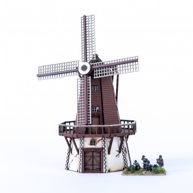 Windmill #1 - 4Ground