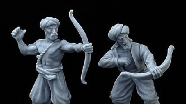 Hold Off Invaders With Brother Vinni's Arabic Archers