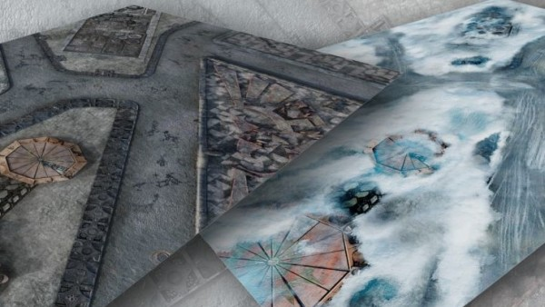 Bandua Wargames Produce Two New Imperial City Mats