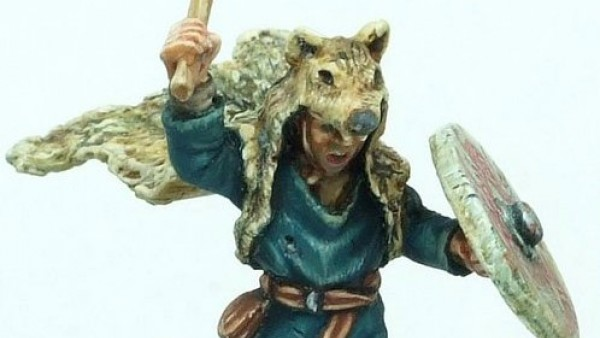 Wild Berserkers Coming To Footsore Miniatures' Dark Age Range