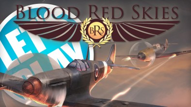Let's Play: Blood Red Skies - Dornier Bomber Escort