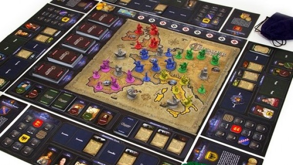 Paradox & Fria Ligan Join Forces For Crusader Kings: The Board Game