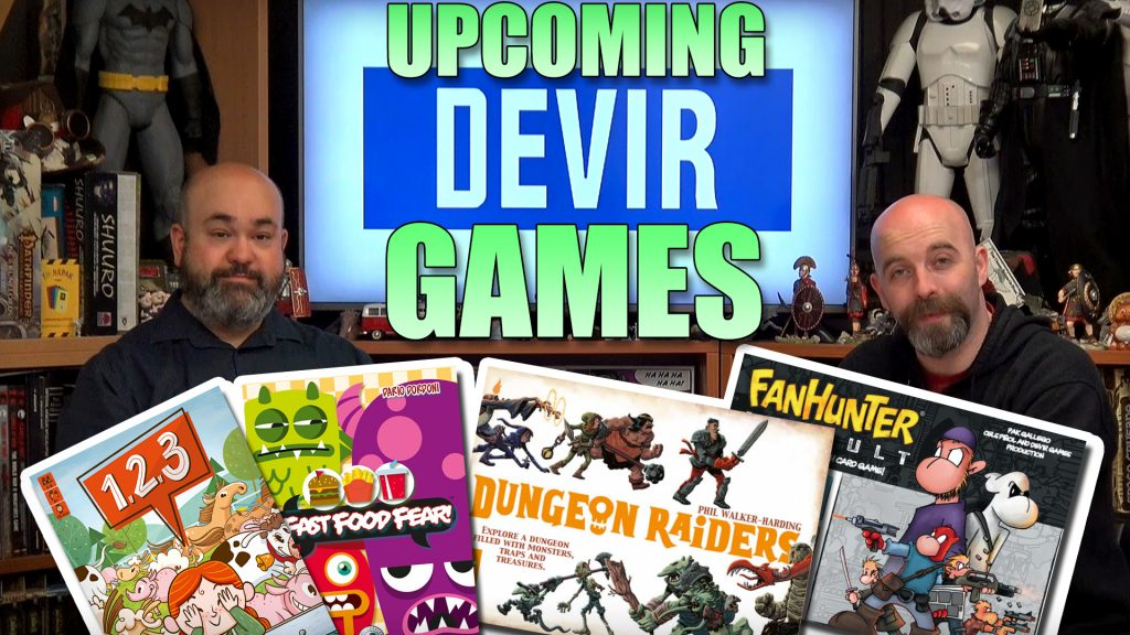 Insider Chat: Upcoming Games From Devir