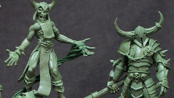 Delve Into The Litchmyre Dungeon With Zealot Miniatures