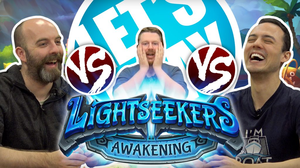 Let's Play: Lightseekers Epic Multiplayer Showdown!!