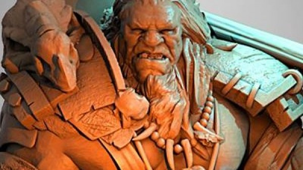 Atlantis Miniatures Prepare Us For An Ogre Invasion