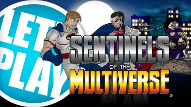 Let's Play: Sentinels of the Multiverse