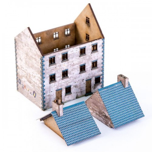 10mm House & Shop (Alt) - 4Ground
