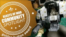 Community Spotlight: Starship Battles, Looted Walkers & Fantastical Terrain
