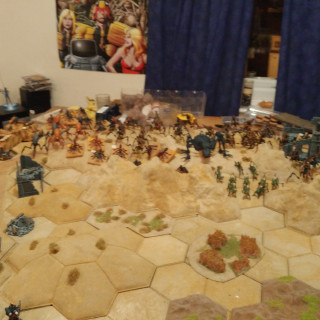 Stage 3 1st Knight and Finishing the Squires