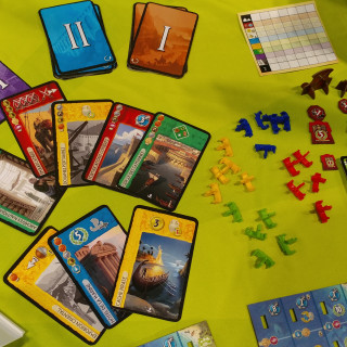 More Concept & 7 Wonders with Repos