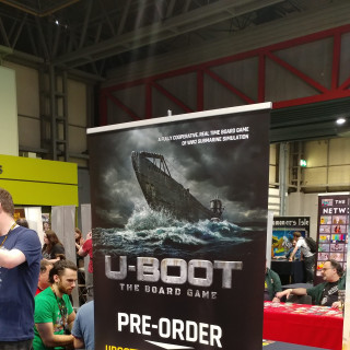 Dive Deep For U-Boot At UKGE