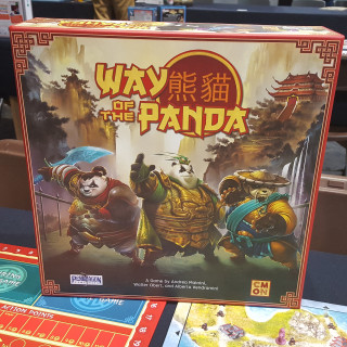 Talking Gizmos, Dragon Castle & Way of the Panda with CMON