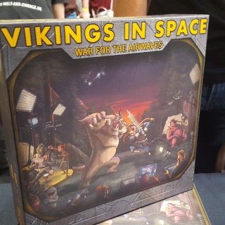 DNAR Games Make Great TV With Vikings In Space!