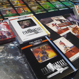 Square Enix Take Final Fantasy To The Table With The Collectable Card Game