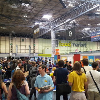 Welcome To The UK Games Expo!