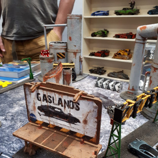 Recreating your Favourite Mad Max Set Piece with Gaslands