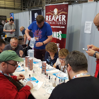 Reaper Miniatures Coming to the UK