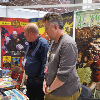 Ian Livingstone Talks About The Resurgence of Fighting Fantasy [PRIZE]