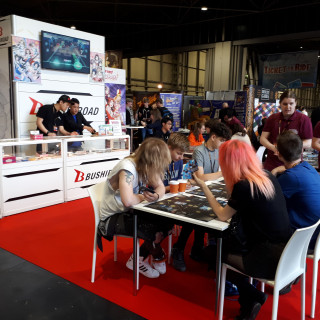 The Final Day of Expo - Sunday