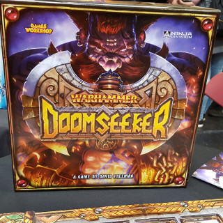 Return To The Warhammer World In Ninja Division's Doomseeker