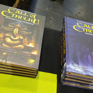Chaosium Gets back into Board Games