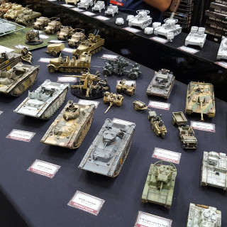 Rubicon Rumble Out With Their Awesome Dioramas [PRIZE]