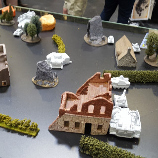 Word Forge Show Off Their Tank Miniatures and Games [PRIZE]