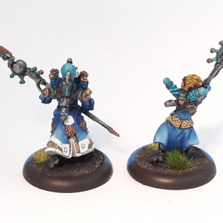 Artificer General Nemo & Storm Chaser Finch