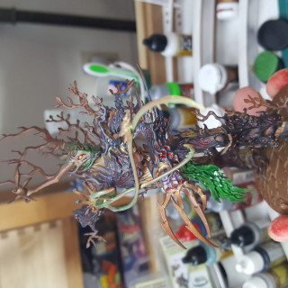 Jockes first step into Age of Sigmar (Sylvaneth